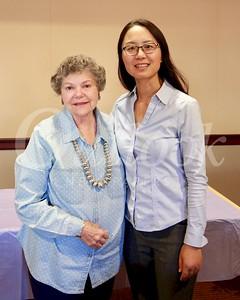 Marilyn Peck and Ming Jiang