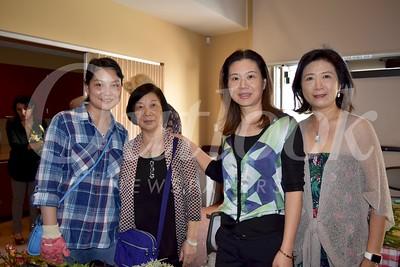 Karen Zhang, Mei Qin Liu, Gina Zhou and Nancy Lee