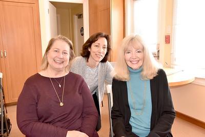 Avery Barth, Connie Knott and Sandy Dimkich