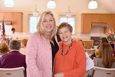 Gretchen Shepherd Romey and Marilyn Peck