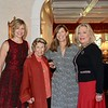 Debra Spaulding, Rary Simmons, Evelyn Boss and Gretchen Shepherd Romey