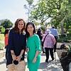 Lori Cuccia and Geneveve Chien