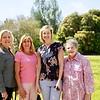 Gretchen Shepherd Romey, Maria De Jesu, Debra Spaulding and Marilyn Peck