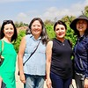 Genevieve Chien, Marian Dundas, Shana Bayat and Ming Jiang
