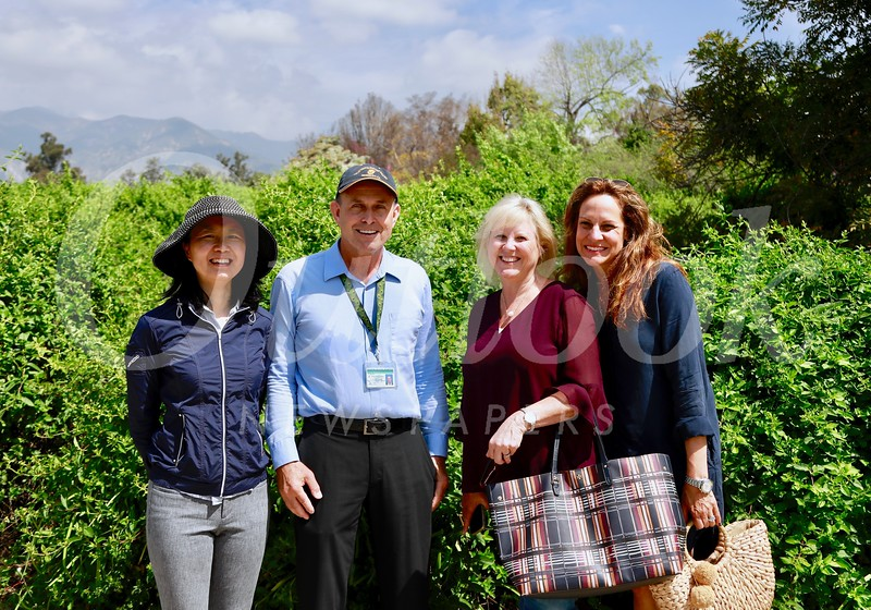 Ming Jiang, Frank McDonough, Debbie Day and Lori Cuccia