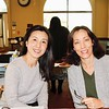 Genevieve Chien and Connie Knott