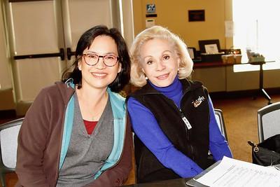 Lisa Wong and Patricia Rincon