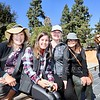 Diana David, Amanda Ambrams, Jenny Stanley and Aleta Blanc
