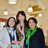 Ming Jiang, Connie Ching and Shana Bayat