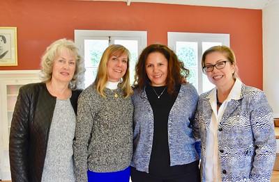 Karen Montella, Maria De Jesu,Stephanie Ginn and Lynette Sohl