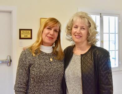 Maria De Jesu and Karen Montella