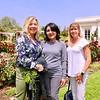 Gretchen Shepherd Romey, Shana Bayat and Maria De Jesu