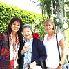 Patricia Tom Mar, Marilyn Peck and Maria De Jesu
