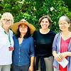 Jane Leese, Kelly Fernandez, Rena Kashmere and Joselyne Fine
