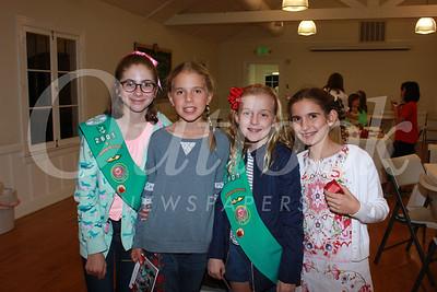 0589 Reed Dietrick, Stella Keatley, Caroline Holdsworth and Catie Sabbag