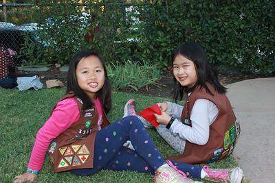 8582 Chloe Chu and Kacy Ip