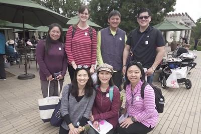IMG_0003 BR - Emma Huang, Jennifer Chang, Tim Lin FR Jasmin Wang, Tina Wong, Alison Chen