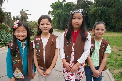 IMG_0005 Emily Chan, Keira Shen, Hannah Su and Neeli Kamal
