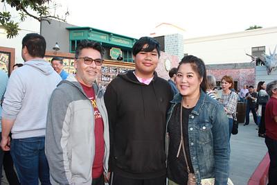 Gus, Julian and Grace Lee Navarrete