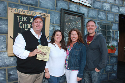 Jason and Mary Dawes with Deborah and Scott Daves