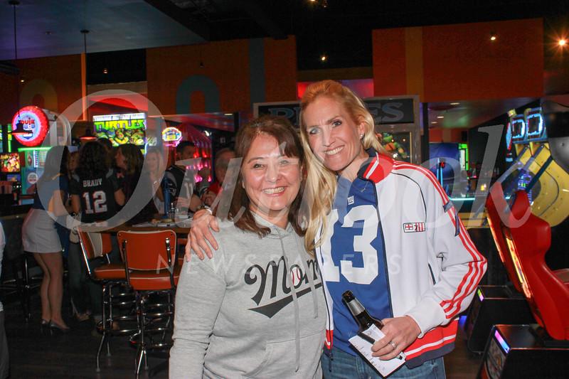 Nancy Campana and Maren Pellant