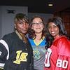 Caroline Iwuagwu, Elvia Bedolla and Therese Dodds