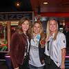 Jennifer Danenhauer, Cassie Zappaterreno and Anne Gill