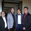 C. Joseph Chang, Joel Newton, Jeff Chiu and Gene Chuang