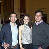 Mark and Danica Hughes with Matt O'Mara