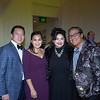Jeff and Cecile Chiu with Wendy and Robert Solis