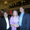 C. Joseph Chang with Jennifer and Corey Barberie