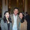 Lily Kao, Ryan Hsu and Jennifer Kang