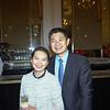 Kathy Wu and Jack Chou