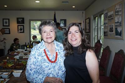 Marilyn Peck and Susuan Peck Kindelt