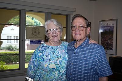 Judy and Wayne Carter