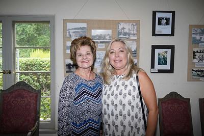 Susan Jakubowski and Gretchen Shepherd Romey