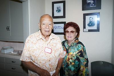 Robert and Graziella Almanza