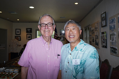 Tom Kibler and Isaac Hung