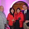 John Incontro, Annie Brasshard, Gilda Moshir and Paul Brasshard