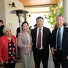 Molly Woodford, Ivy and Richard Sun with Shody Chow