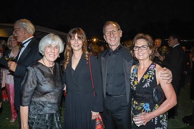Susan Chandler, Rachael Worby, Mark Cohen and LeeAnn Havner