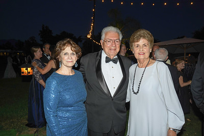 Karen Lawrence with Jim and Sue Femino