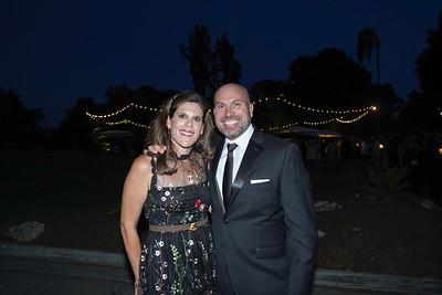 Jennifer and John Berger