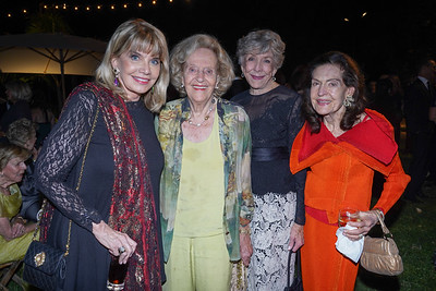 Nancy Davis, Martha Tolles, MaryLou Boone and Kathy Offenhauser