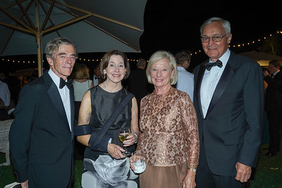 Jim and Linda Taylor with Margot and Mitch Milias