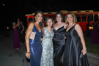 Vivi Wahl, Dori Mukherjee, Kim Garber and Kristen Ray