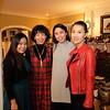Cheryl Hom, Wendy Yang, Lina Wu and Tina Feng