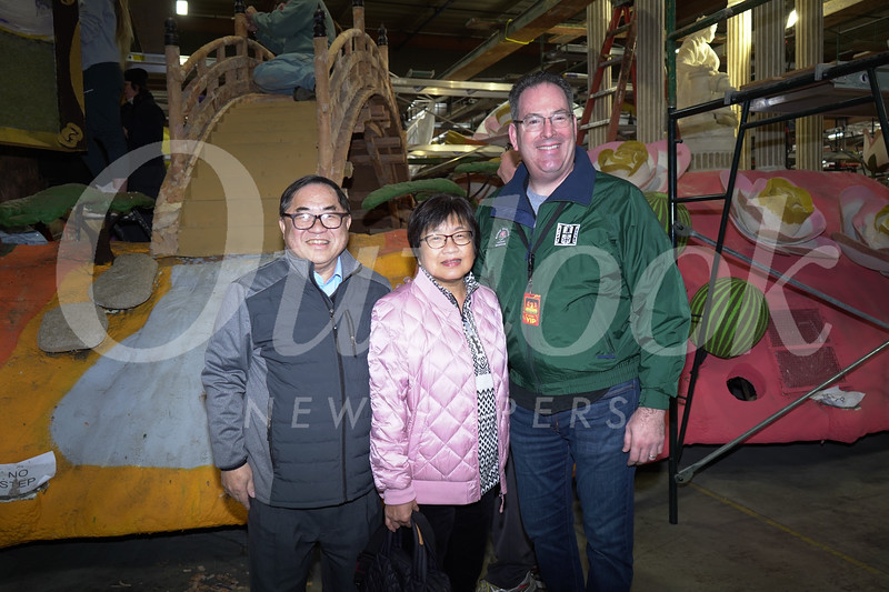 C. Joseph Chang, Shwu Chang and Randy Shulman