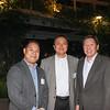 Stephen Choi, Hunter Chang and John Chou