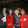 Kelly Ryan, Jean Willhite, Ceil Mortimer and Soma Warner